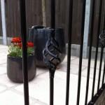 Railing Baskets